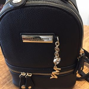 NWOT Marc New York Leather Backpack